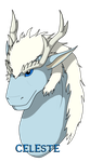Dragoniss Headshot - Celeste by Naeda