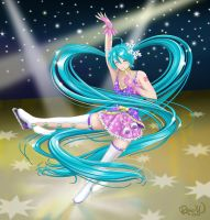 Miku Figure Skater by Randwill
