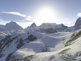 Alpen Gold by TheQueenMadonna