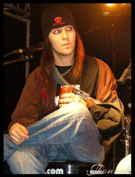 Children of Bodom, Alexi XXII by jhonnah