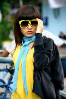 my sunglasses by blitzphoto