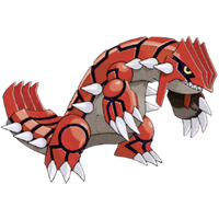 Groudon Cursor by XL-SwAt