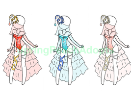 Outfit Adopt (100 points) CLOSED by SpringPeachAdopts