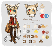 Custom Adopt: ReidoBiwa by beartachi