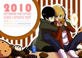 ST_Spirk Day_2010 by applepie1989