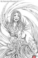 Witchblade Turner Tribute by LazarusReturns