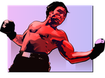 George Chuvalo by Seothen