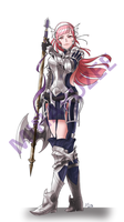 Cherche Commission by MiharuZee