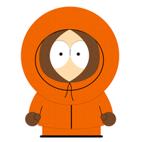 Kenny McCormick - Remastered by Sonic-Gal007