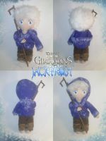 10inch Jack Frost Rise of the Guardian  plush by chi171812