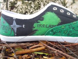 Ireland shoes side view by songbirdholly