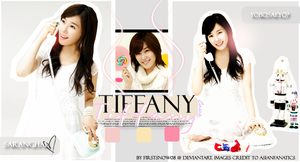 Tiffany of SNSD by firstsnow08