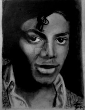 Michael by blacknimproud