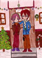 All I Want For Christmas is You by Xx-Angel-Sherubii-xX