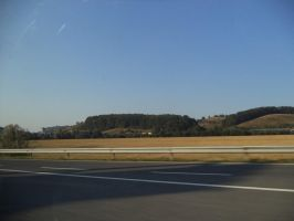 On The Highway to Austria by theWitchofGrich