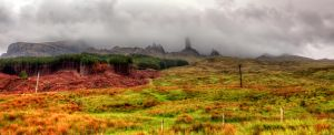 The Old Man of Storr by Raiden316