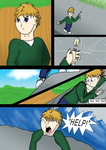 Call of The Forest: Fawn!Lock Doujinshi~ Ch1 Pg1 by Dragonsong3