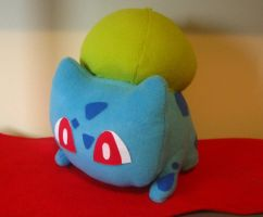 Bulbasaur by PlushMayhem
