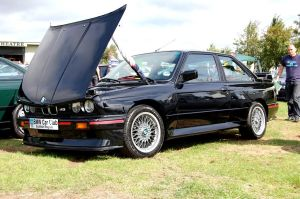 BMW E30 M3 by shaggly