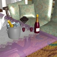 Wine and Chocolate Collection by KoDraCan
