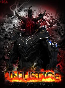 Injustice Ares by NHKkyo