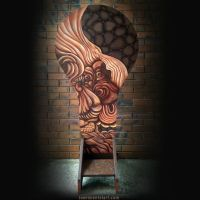 Front Lightbulb by dehydrated1