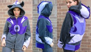 Bat Guard / Night Guard Hoodie by Lisa-Lou-Who