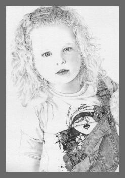 Curly Blond by Suanin