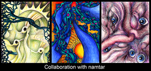 Collaboration with namtar by Siobhan68