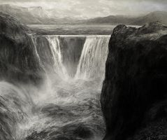 iceland foss attempt 3a by andrekosslick