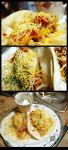 Chicken Tacos by theleaveshaveeyes