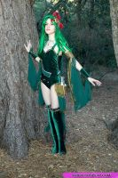 Rydia of the Mist by bijoyuna