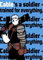 Cable by blindfaith311