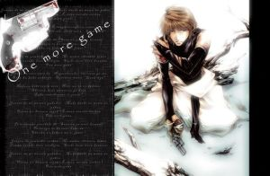 Sanzo- One More Game by Chibi-Sanzo