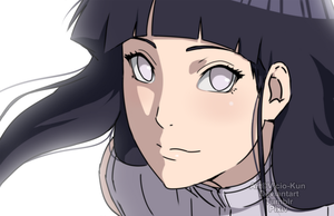 Hinata -quick coloring- by vicio-kun