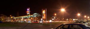 Real petrost. night panorama by utak3r