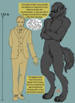 Hannibal Werewolf AU - Question 3 by FuriarossaAndMimma