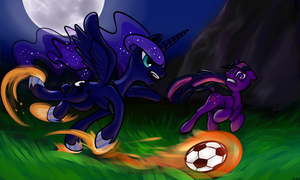 Night game by nuclearsuplexattack