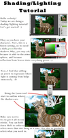 Tutorial 6: Shading/Lighting by RiverSpirit456