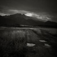 Giewont by Karezoid