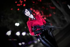 Ada Wong by CMOSsPhotography