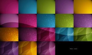 New Basic Color Wallpapers by benchsketch