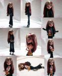 MH: Vanessa Helsing +doll+ by KPenDragon