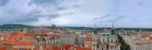 Prague - 360 Panorama by bianco-c
