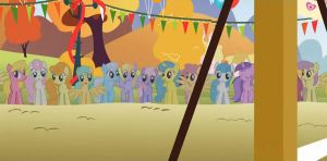 Running of the Leaves stock BG by Silverthe-Dragon