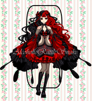 Adoptable- Paypal- sold by AlcoholicRattleSnake