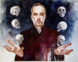 Derren Brown by Mad-Margaret
