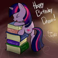 Birthday Dream by Why485