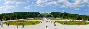 Schonbrunn by GeorgeSiamanis