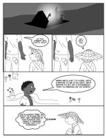 Huck Finn Page One by kiki-isbeing-purples